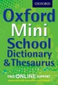 [해외]Oxford Mini School Dictionary & Thesaurus