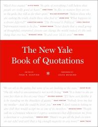 [해외]The New Yale Book of Quotations