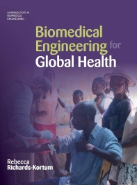 [해외]Biomedical Engineering for Global Health