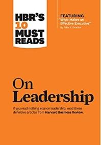 [보유]HBR's 10 Must Reads on Leadership