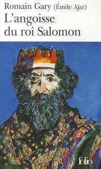 [해외]Angoisse Du Roi Salomon (Paperback)