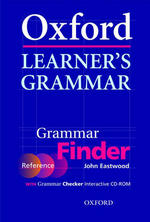 [해외]Oxford Learner's Grammar: Grammar Finder
