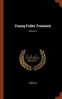 [해외]Young Folks Treasury; Volume 3 (Hardcover)