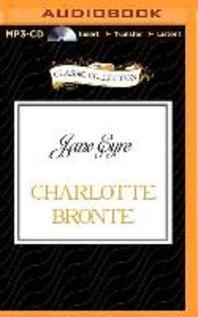 [해외]Jane Eyre (MP3 CD)