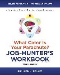 [해외]What Color Is Your Parachute? Job-Hunter's Workbook, Fourth Edition