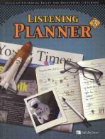 LISTENING PLANNER. 3