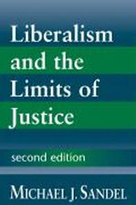 [해외]Liberalism and the Limits of Justice (Hardcover)