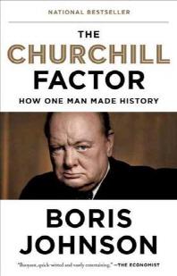 [해외]The Churchill Factor (Paperback)