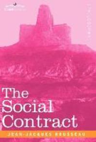 [해외]The Social Contract (Hardcover)