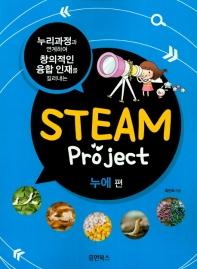Steam Project 누에편(누리과정과 연계하여 창의적인 융합 인재를 길러내는)