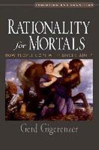 [해외]Rationality for Mortals