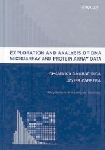 [해외]Exploration and Analysis of DNA Microarray and Protein Array Data