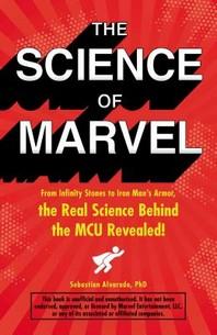 [해외]The Science of Marvel (Paperback)