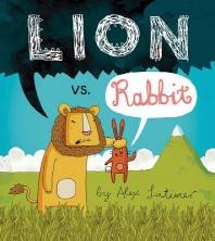 [해외]Lion vs. Rabbit (Paperback)