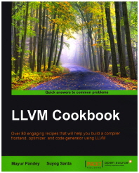 [보유]LLVM Cookbook