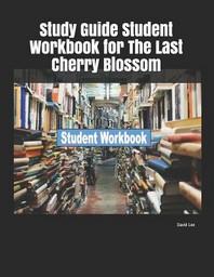 [해외]Study Guide Student Workbook for the Last Cherry Blossom (Paperback)