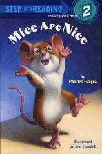 MICE ARE NICE(CD1장포함)(STEP IN TO READING STEP 2)(전2권)