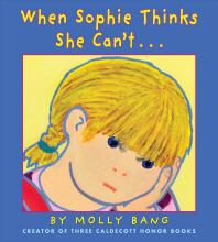 [해외]When Sophie Thinks She Can't... (Hardcover)