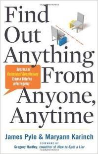 [해외]Find Out Anything from Anyone, Anytime (Paperback)