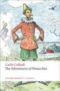 [해외]The Adventures of Pinocchio (Paperback)