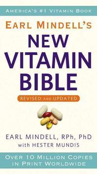 [해외]Earl Mindell's New Vitamin Bible