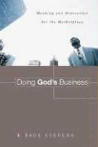 [해외]Doing God's Business (Paperback)