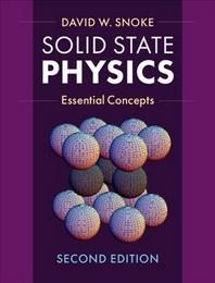 [해외]Solid State Physics