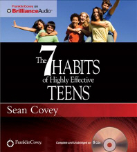 [해외]The 7 Habits of Highly Effective Teens (Compact Disk)
