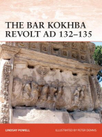 The Bar Kokhba War AD 132-135
