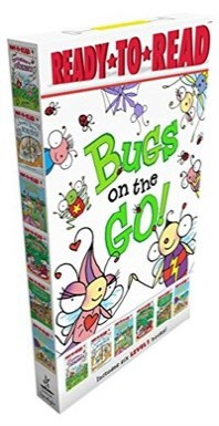 Bugs on the Go! (Boxed Set)