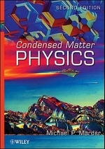 [해외]Condensed Matter Physics