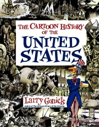 [해외]Cartoon History of the United States (Paperback)