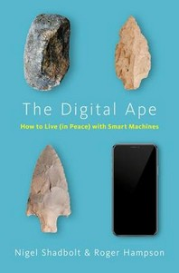 [해외]The Digital Ape (Paperback)