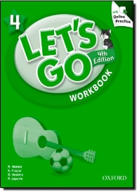 Let's Go. 4 Workbook(with online practice pack)