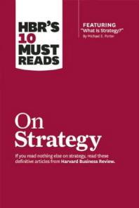 [보유]HBR's 10 Must Reads on Strategy