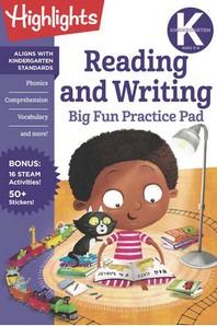 [해외]Kindergarten Reading and Writing Big Fun Practice Pad