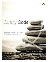 [해외]Quality Code (Paperback)