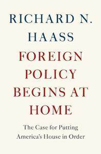 [해외]Foreign Policy Begins at Home (Hardcover)