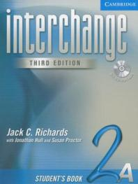 Interchange 2A : Student's Book with Audio CD
