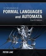 [해외]An Introduction to Formal Language and Automata (Hardcover)