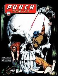 Punch Comics #12