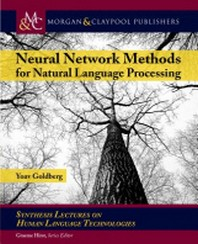 [해외]Neural Network Methods in Natural Language Processing