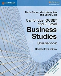 [해외]Cambridge IGCSE and O Level Business Studies Revised Coursebook [With CDROM]