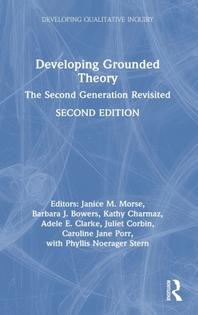 [해외]Developing Grounded Theory (Hardcover)