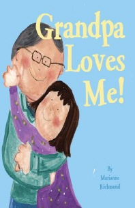 [해외]Grandpa Loves Me! (Board Books)