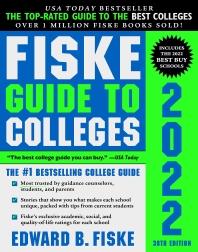 [해외]Fiske Guide to Colleges 2022