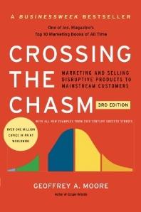 [해외]Crossing the Chasm, 3rd Edition