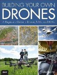 [해외]Building Your Own Drones (Paperback)