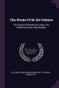 [해외]The Works Of M. De Voltaire (Paperback)