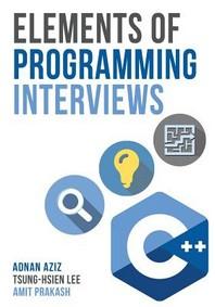 [해외]Elements of Programming Interviews